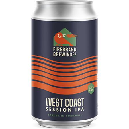 Firebrand West Coast Session IPA