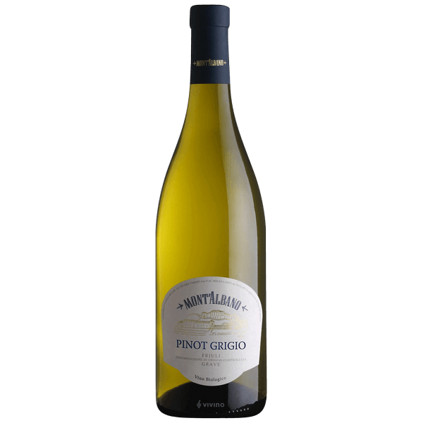 Fruili Grave Pinot Grigio Mont`alban