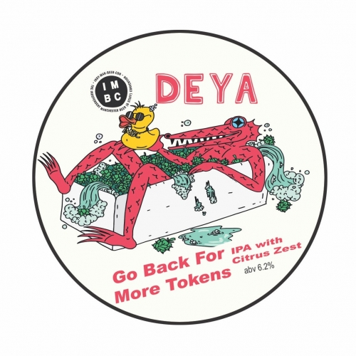 DEYA Go Back For More Tokens