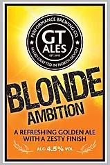 GT ALES Blonde Ambition
