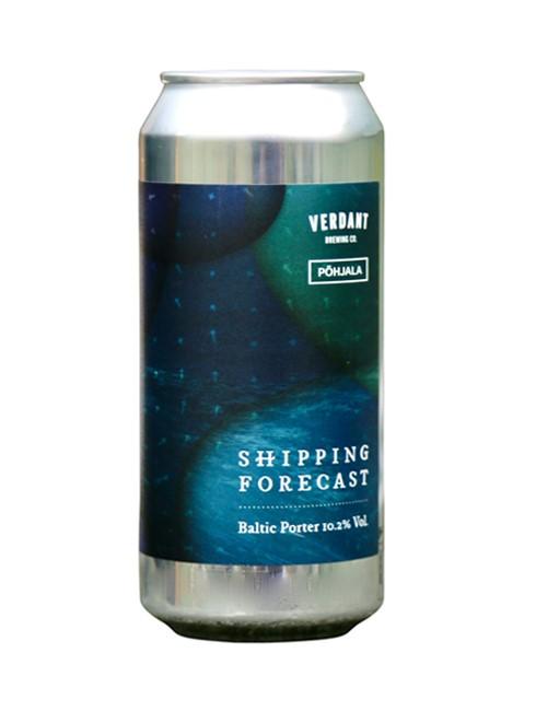 Verdant Shipping Forecast Baltic Porter
