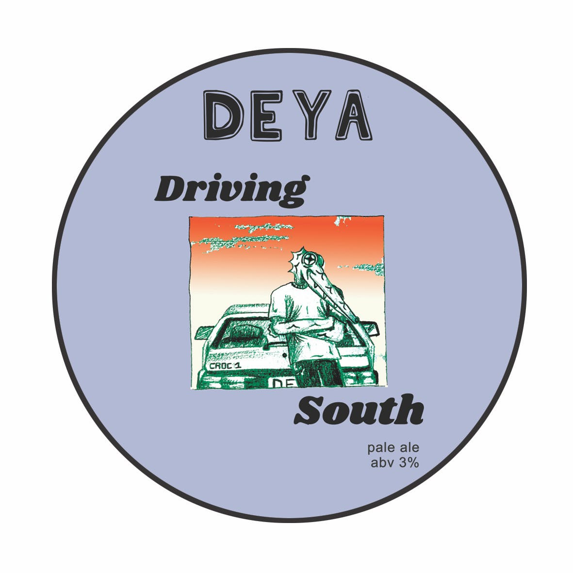 DEYA Driving South