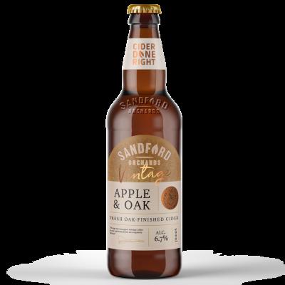 Sandford Orchards Vintage Apple & Oak