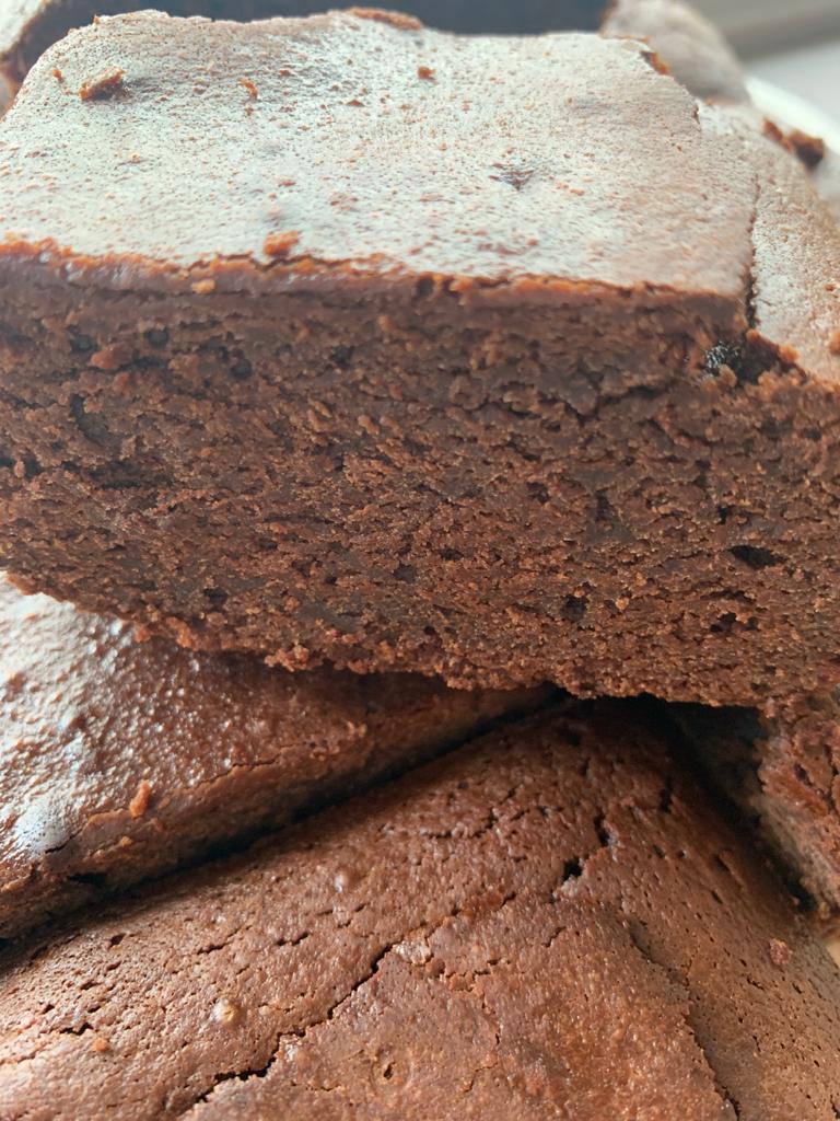 Dark Chocolate Porter Brownie Stout Cake