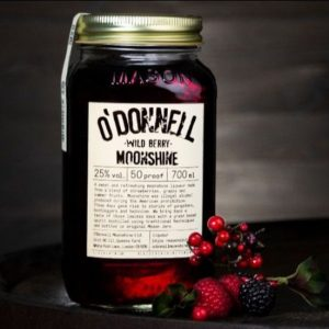 O Donnell Wild Berry Moonshine