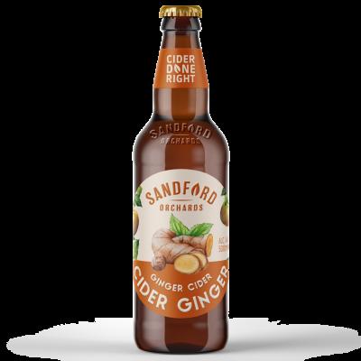 Sandford Orchards Ginger Cider