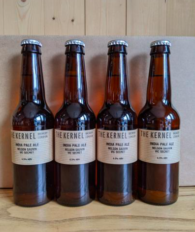 The Kernel Pale Ale (Centennial Idaho 7)