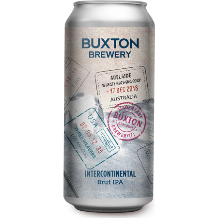Buxton Intercontinental IPA