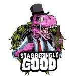 Staggeringly Good SOUROPOD – Mango, Raspberry & Vanilla