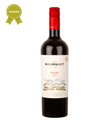 Domaine Bousquet Tupungato Malbec Organic