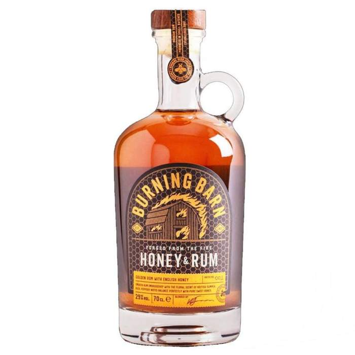 Burning Barn Honey Rum