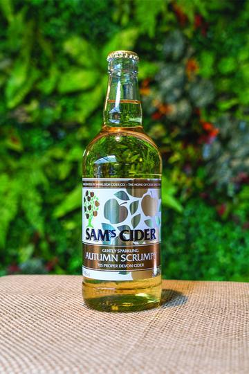 Sam's Autumn Scrumpy Cider