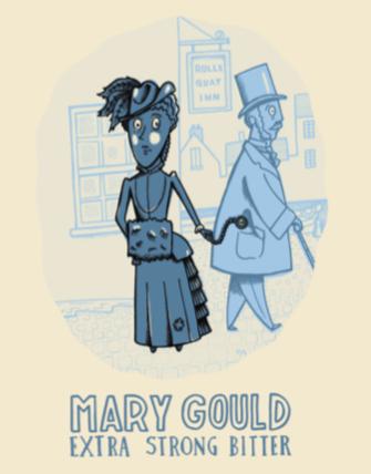 Dark Lanes Mary Gould ESB
