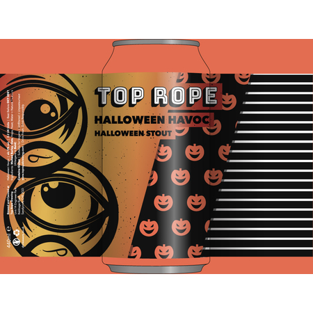 Top Rope Brewing Halloween Havoc