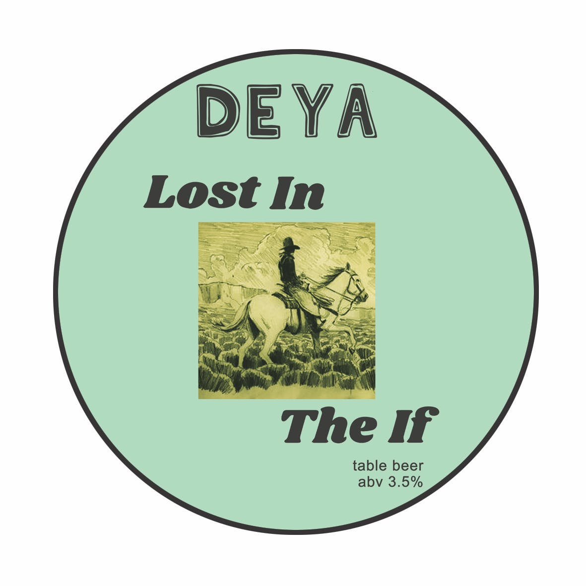 DEYA Lost In The If