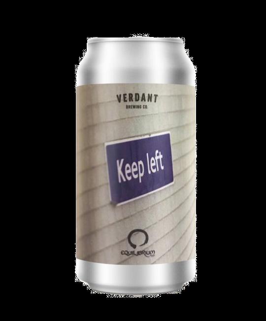 Verdant Keep Left
