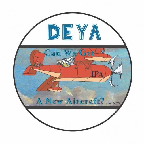 DEYA Can We Get A New Aircraft?