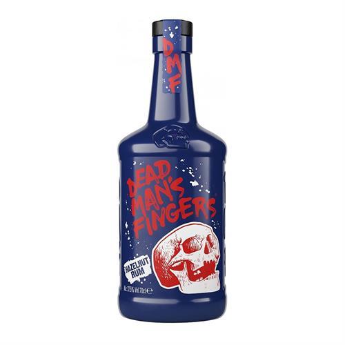 Dead Man's Fingers Hazelnut Rum
