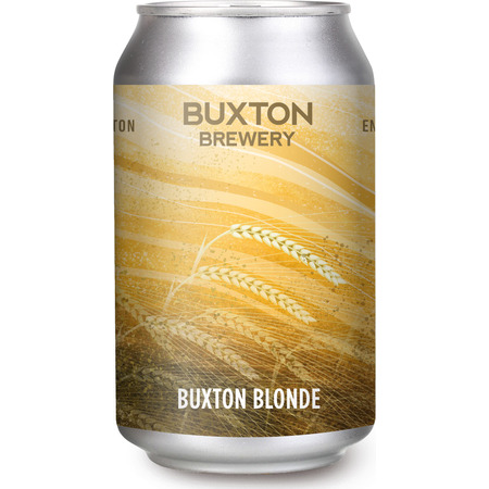 Buxton Blonde Can