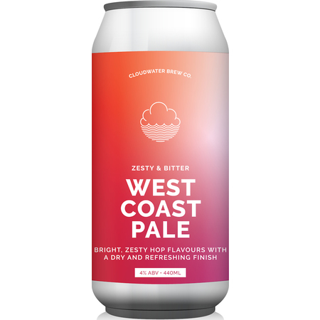 Cloudwater Brew West Coast Pale Ale