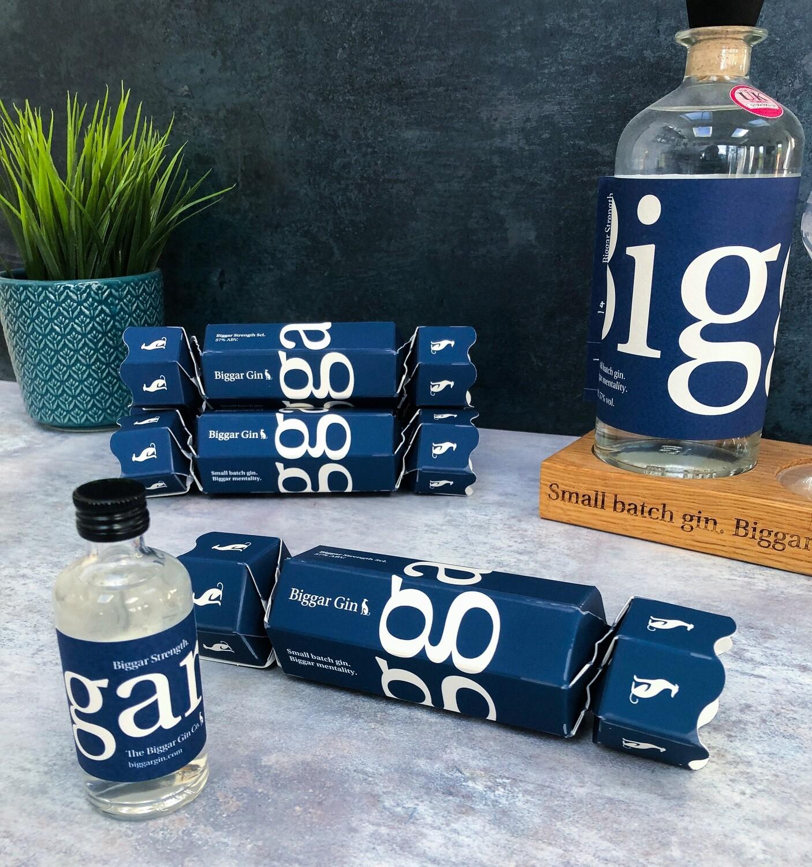 Biggar Gin Navy Strength Crackers