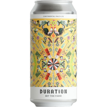 DURATION BEER Bet The Farm