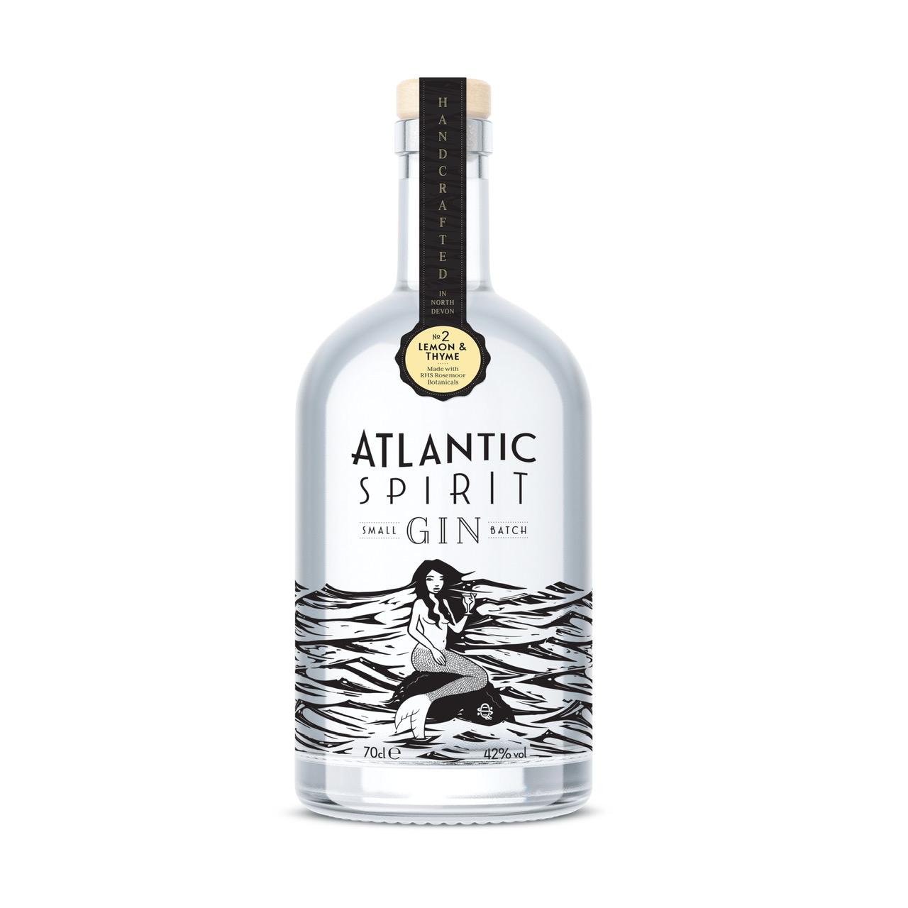 Atlantic Spirit No.2 Lemon and Thyme
