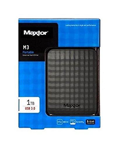 Maxtor USB 3.0 HDD