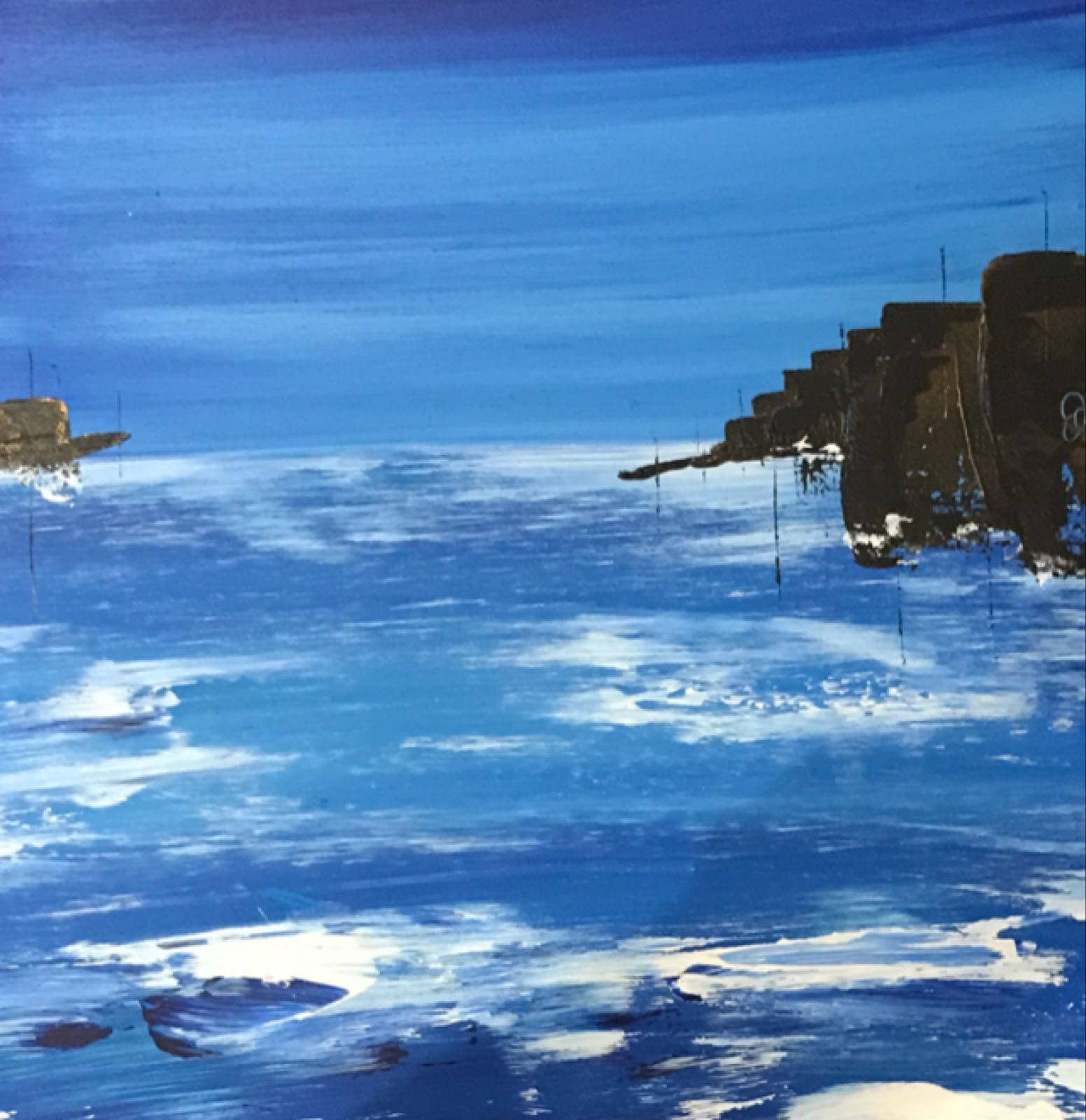Original Work 'Marsalforn Gozo'