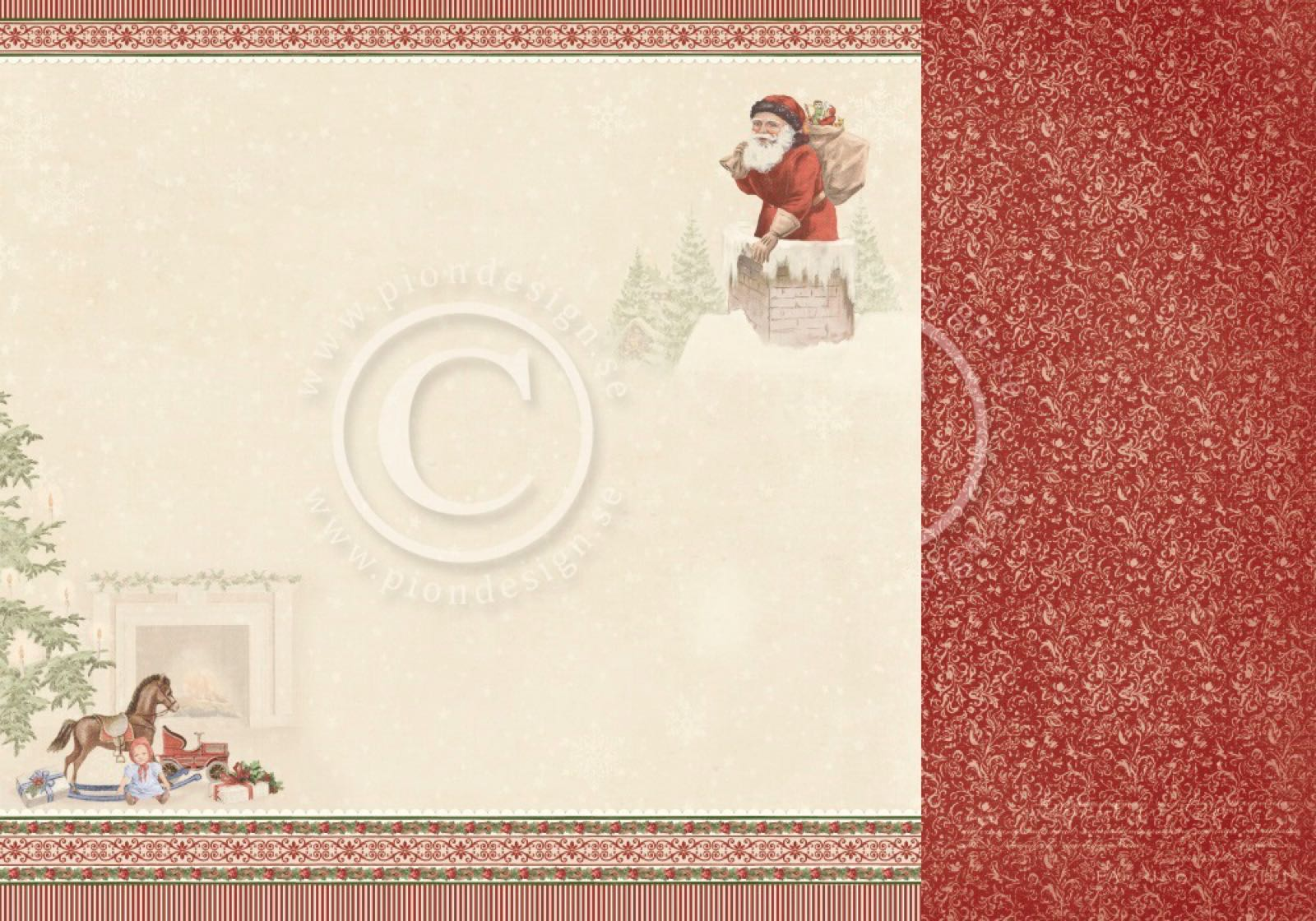 Pion design A christmas to remember PD30001