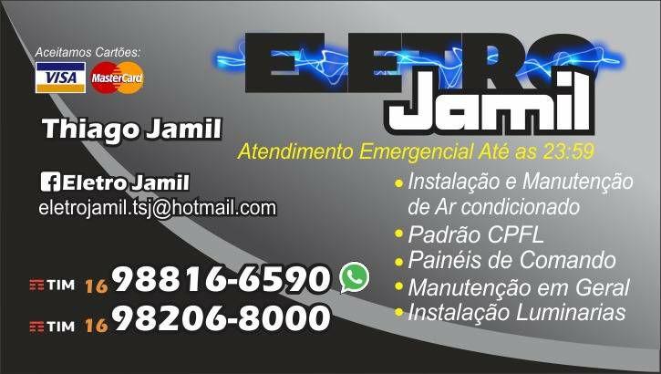 ELETRO JAMIL SERVICOS ELETRICOS