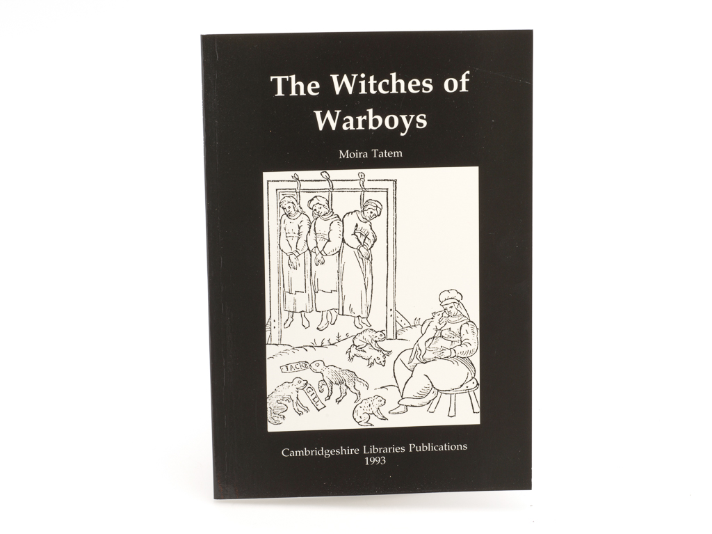 Book: Witches of Warboys (SKU: BK-FA-036)