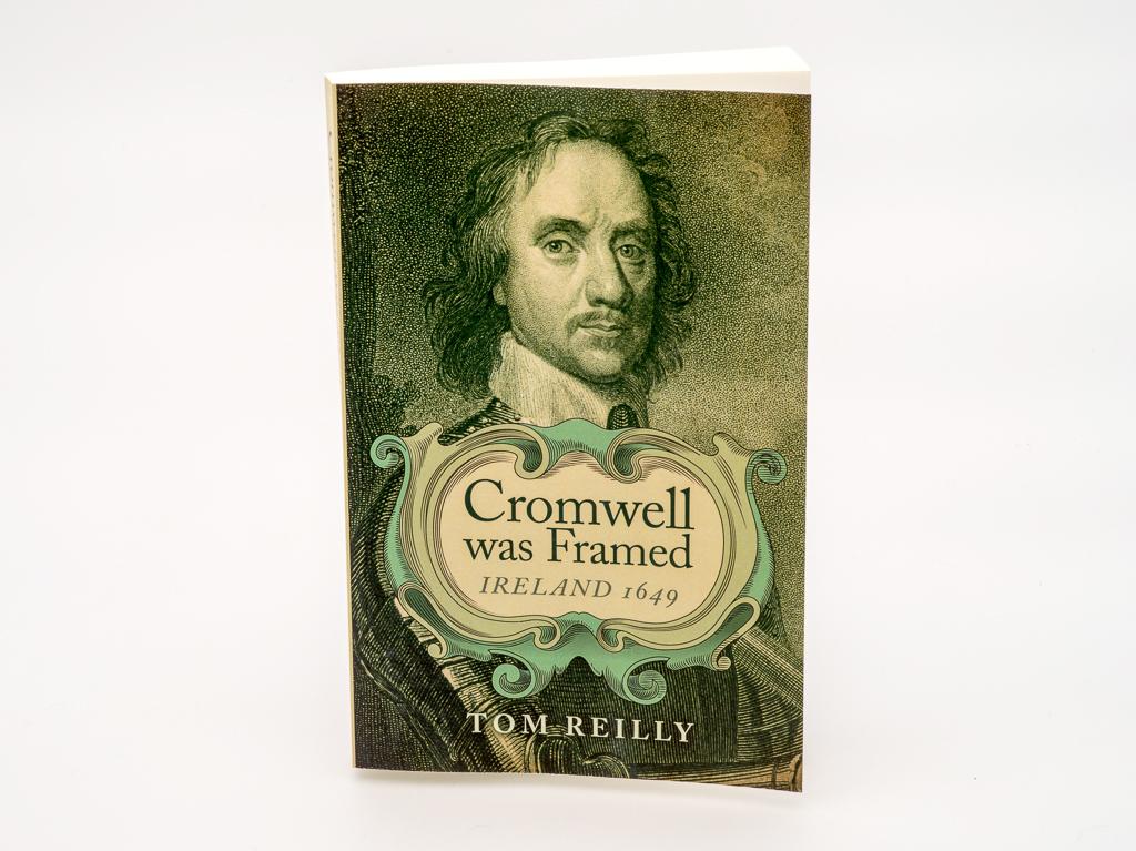 Book: Cromwell was Framed (SKU: BK-FA-009)