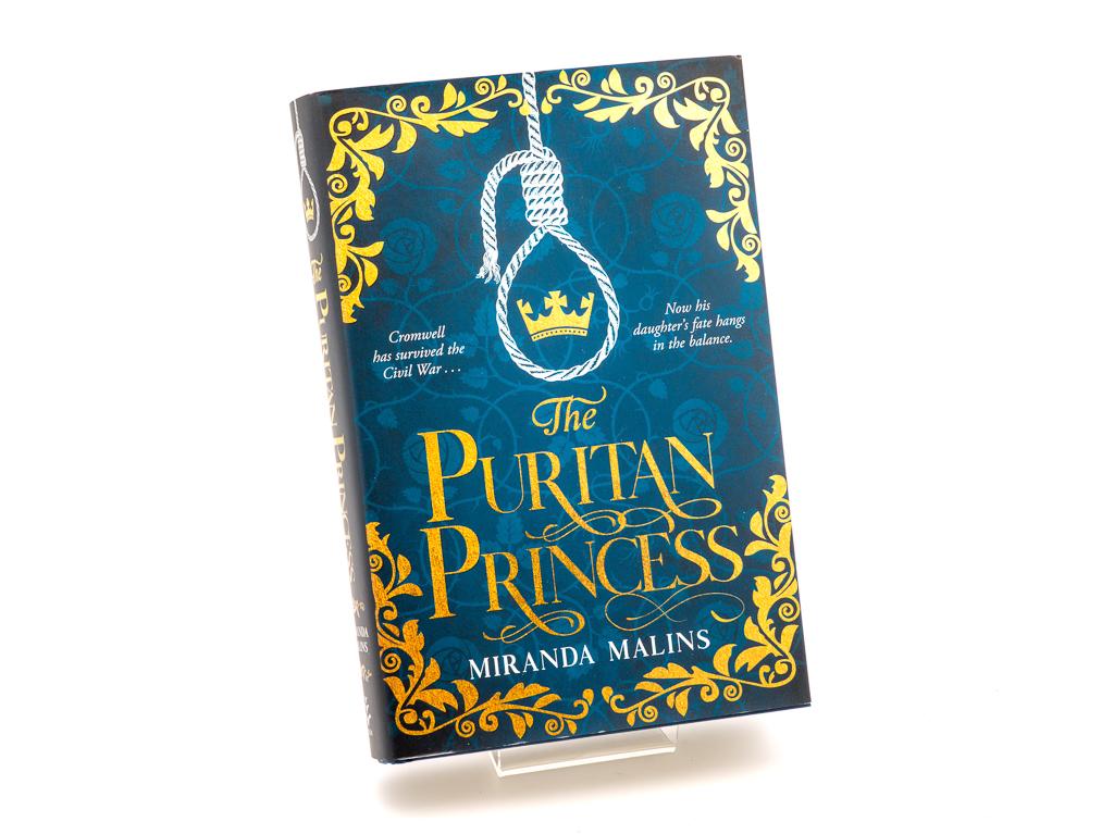 Book: The Puritan Princess (SKU: BK-FI-002)