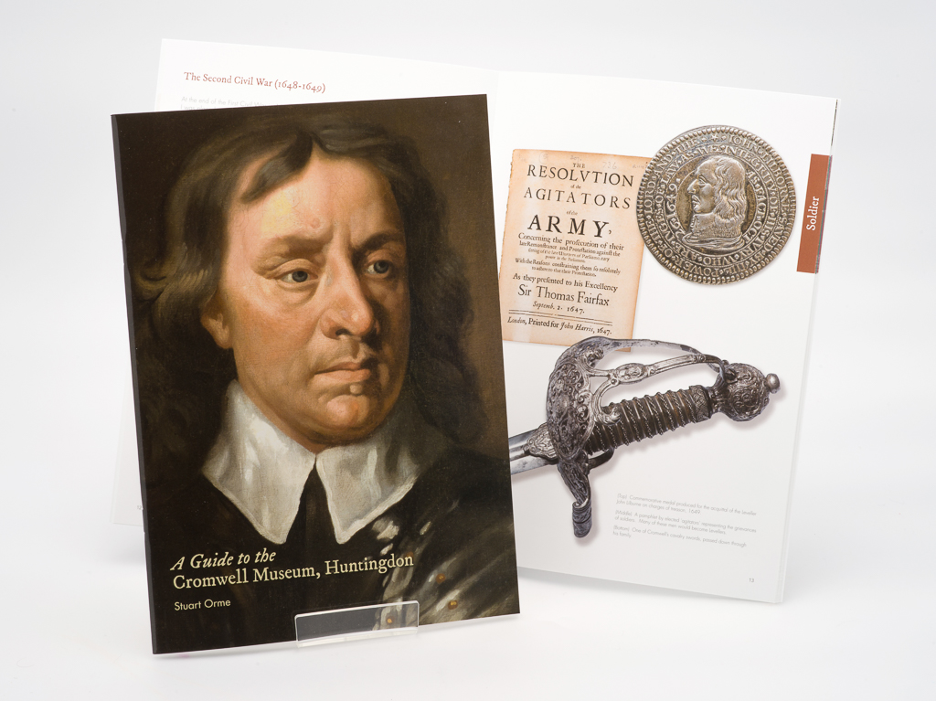 Book: A Guide to the Cromwell Museum (SKU: BK-CM-001)