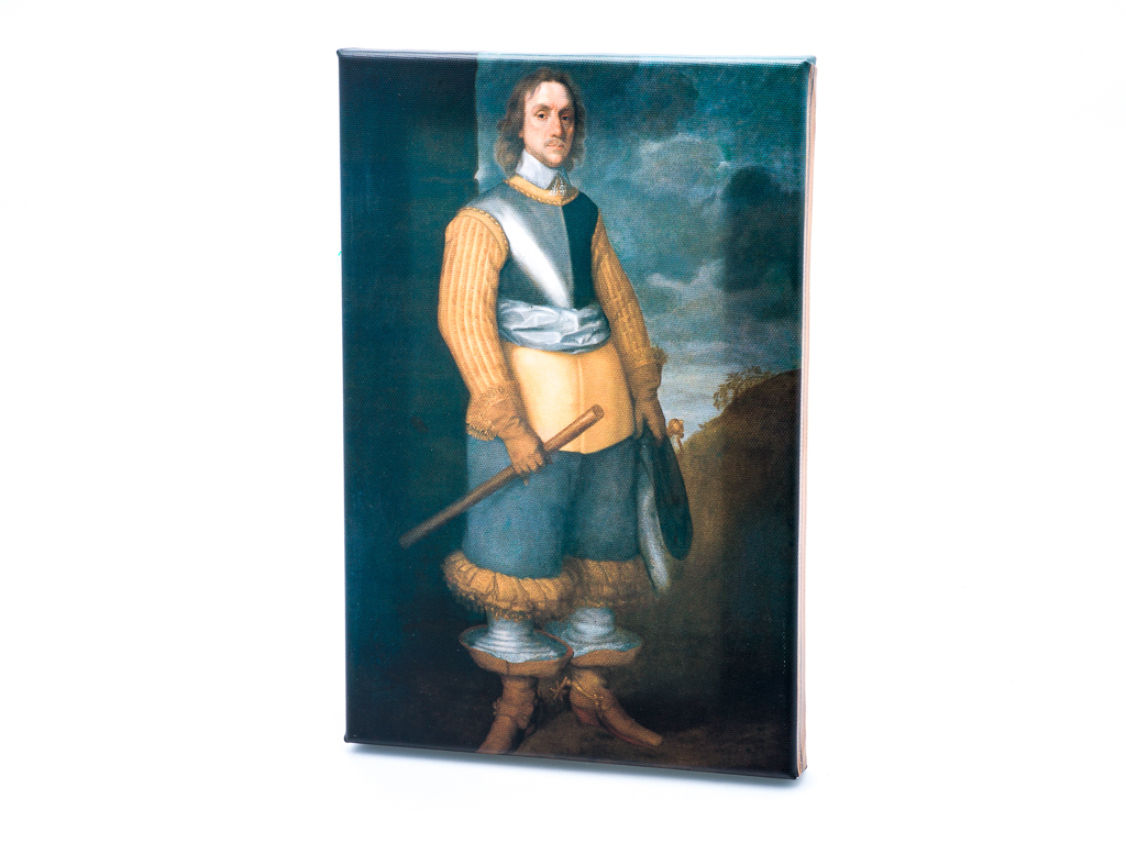 Canvas: Cromwell Portrait (Walker) (SKU: CA-CP-003)