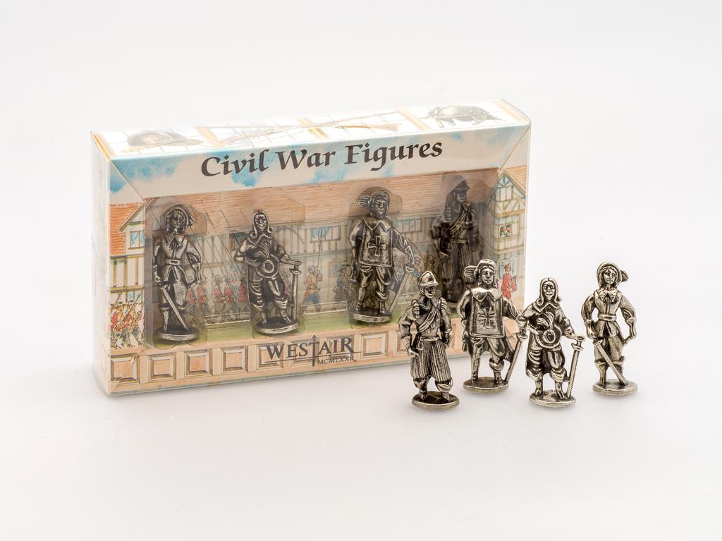 Civil War Figurines (Set of 4) (SKU: TO-FG-001)