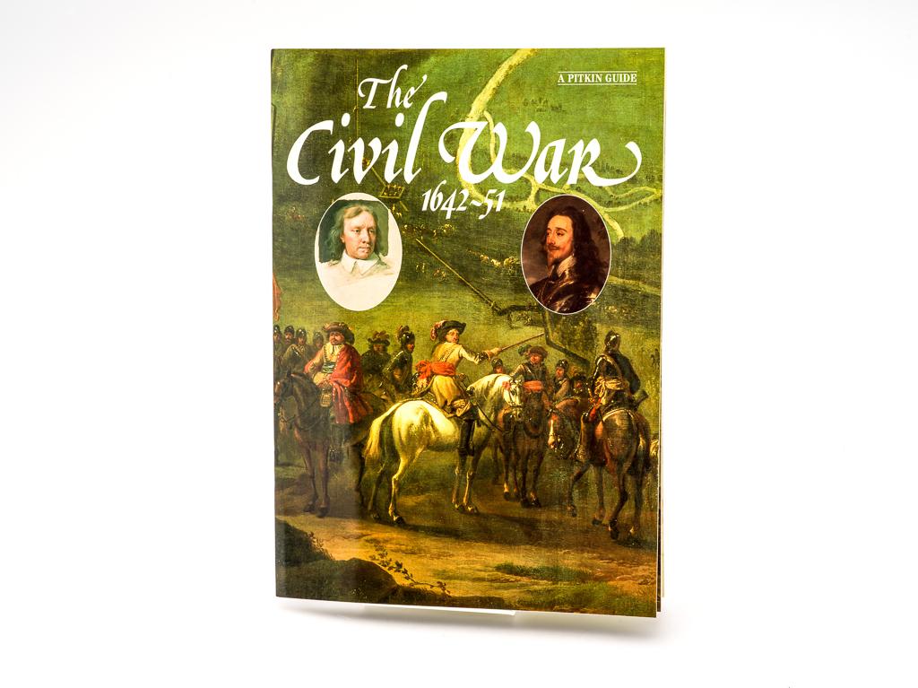 Book: Civil War 1642-51 (Pitkin Guide) (SKU: BK-FA-005)