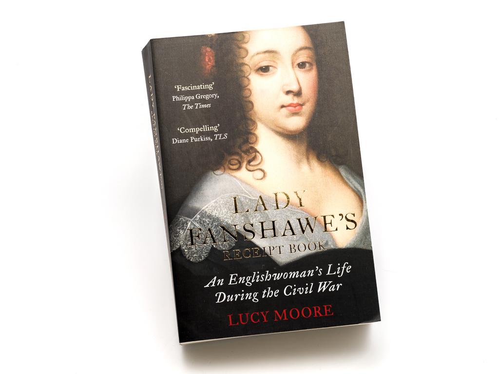 Book: Lady Fanshawe's Receipt Book (SKU: BK-FA-018)