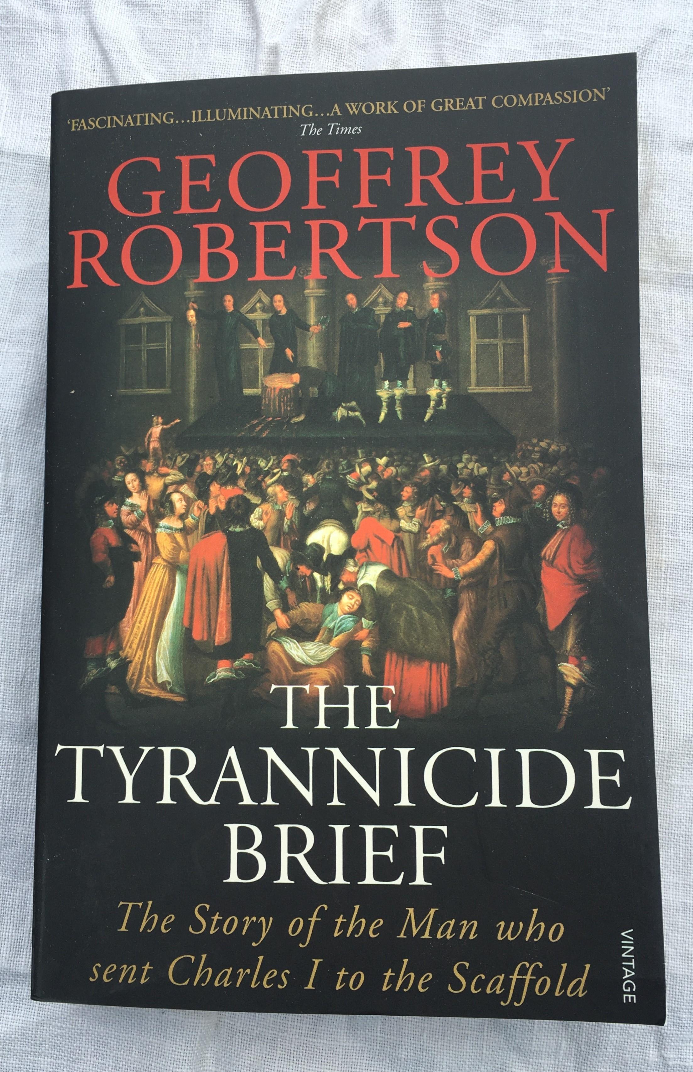 Book: The Tyrannicide Brief  (SKU: BK-FA-035)
