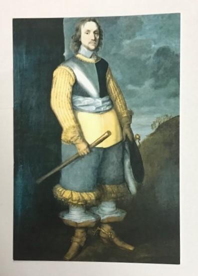 Postcard: Walker Portrait (SKU: ST-PC-010)