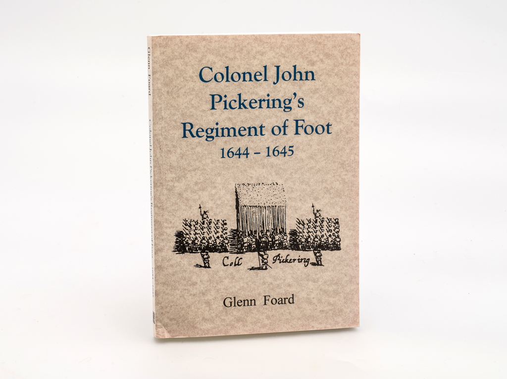 Book: Pickering's Regiment of Foot (SKU: BK-FA-022)