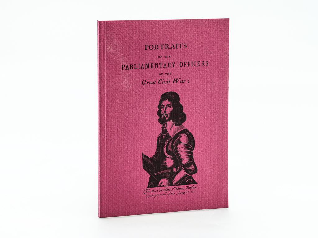 Book: Portraits of Parliamentary Officers (SKU: BK-FA-023)