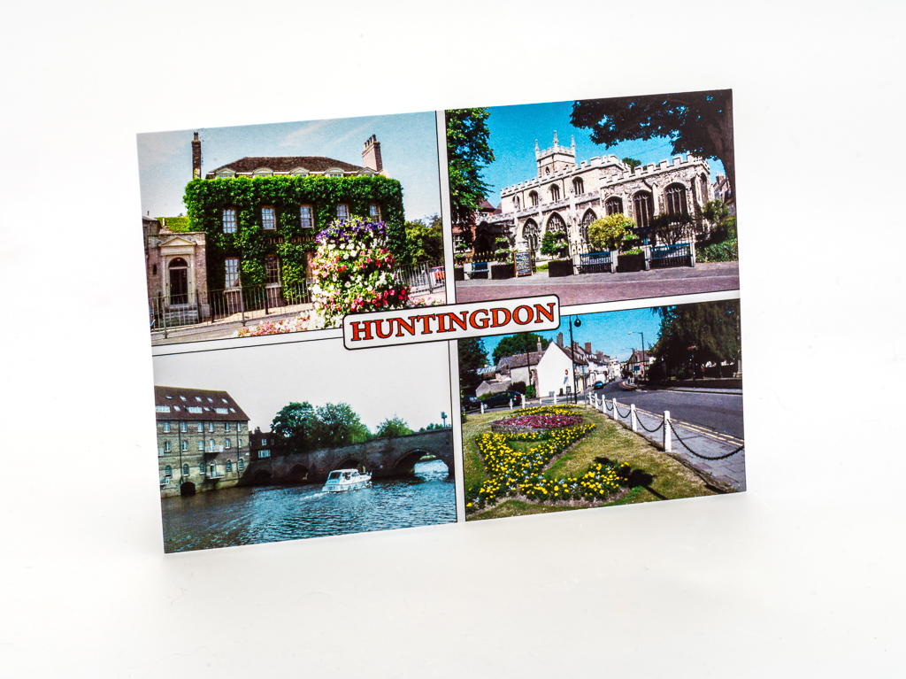 Postcard: Town Pictures (SKU: ST-PC-009)