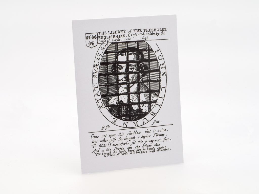 Postcard:  Lilburne (SKU: ST-PC-001)