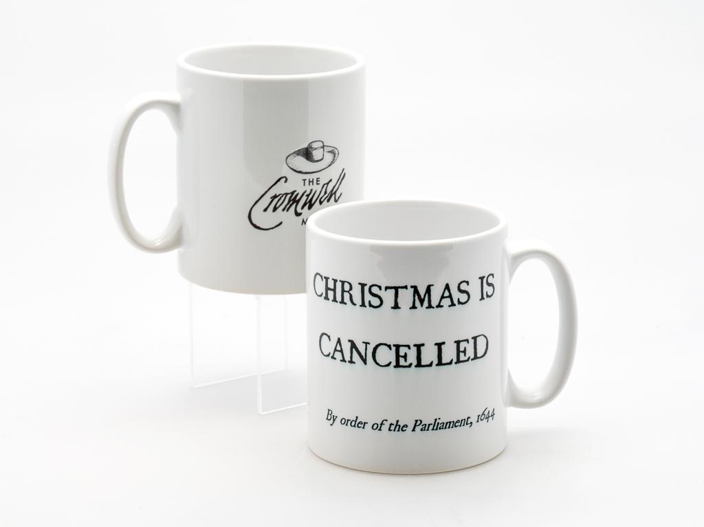 Mug: Christmas is Cancelled (SKU: CE-MG-002)
