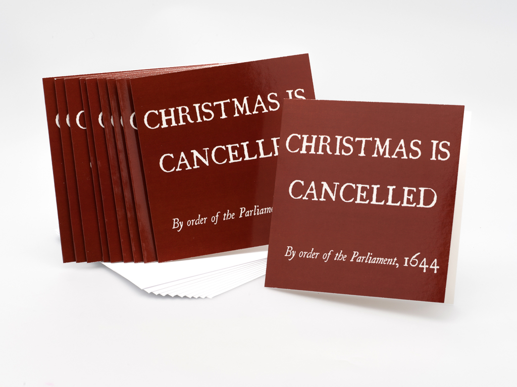 Christmas is Cancelled Christmas Cards (SKU: ST-GC-001)