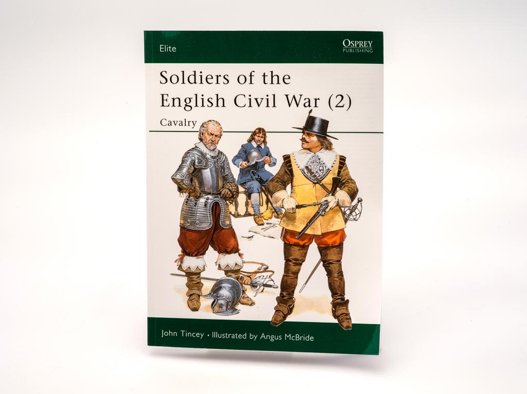 Book: Soldiers of the English Civil War 2 (Osprey) (SKU: BA-FA-029)