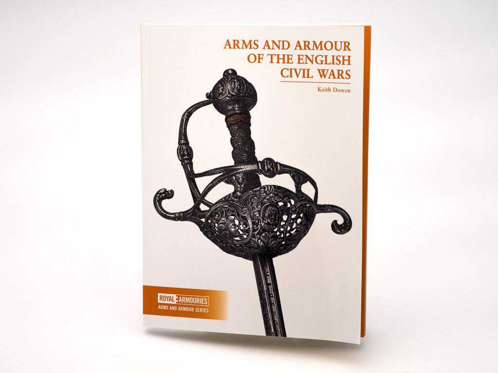 Book: Arms and Armour of the Civil Wars (SKU: BK-FA-002)