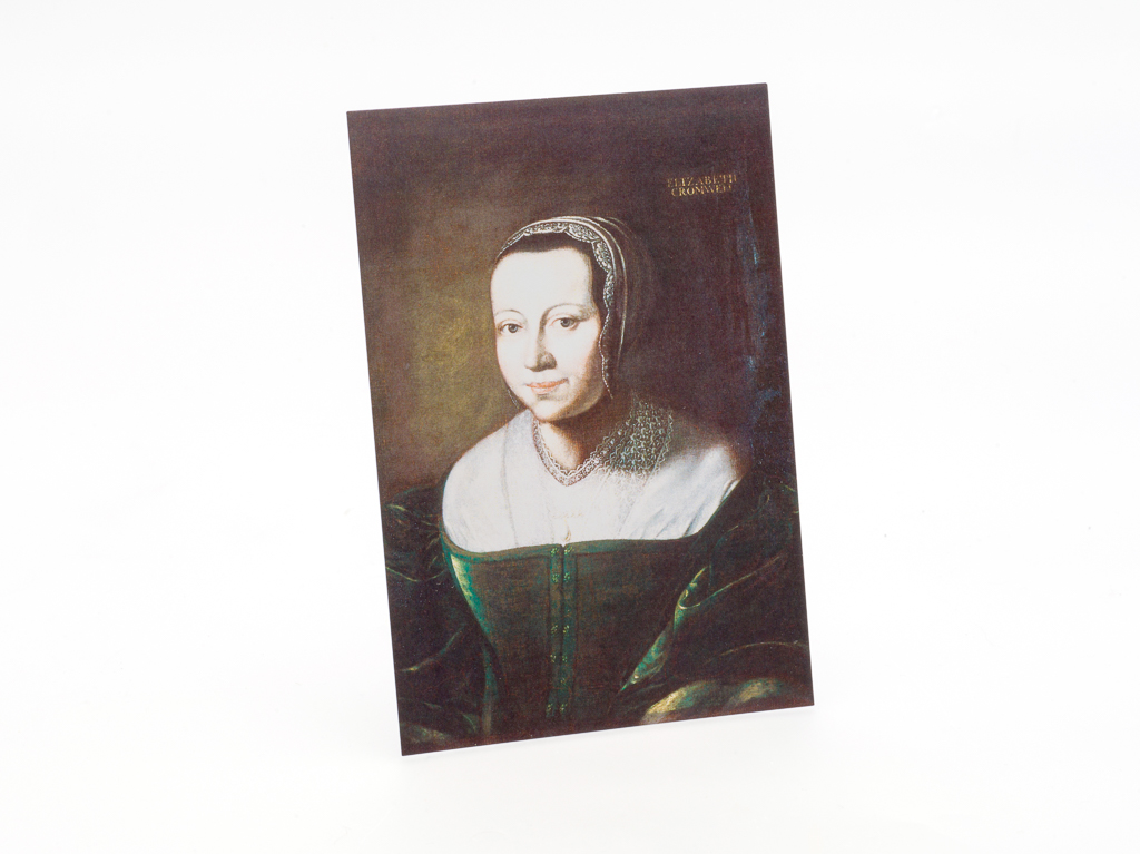 Postcard: Elizabeth Cromwell (SKU: ST-PC-004)